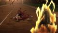 DIO's death Anime