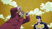 Shizuka turns invisible