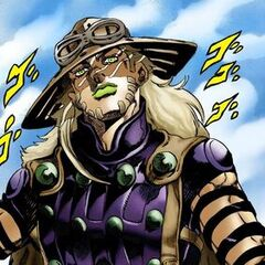 Gyro's first appearance