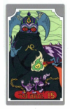 JoJo Tarot 15 - The Devil