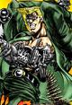 Stroheim cyborg gun