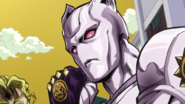 Killer Queen glares