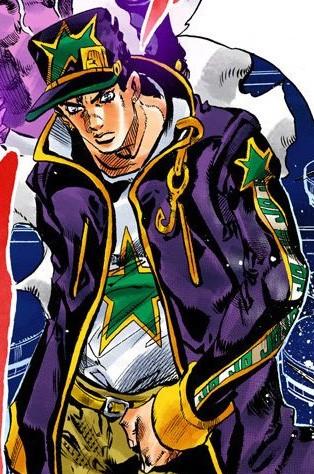Jotaro SO Infobox Manga