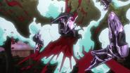 Chariot Requiem es destruido (anime)