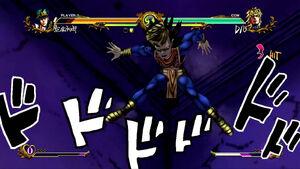 Nukesaku hazard stage PS3 All-Star Battle