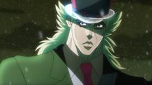 Speedwagon-sombrero sierra-anime