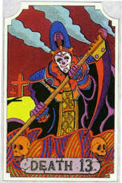 Death-carta 13