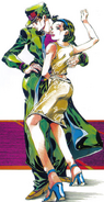 Jotaro Tomoko JOJO A GO GO