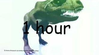 Dancing Dino Meme (1 HOUR)