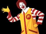 Ronald McDonald (Character)