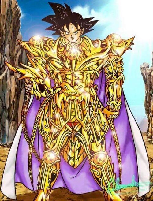 Goku Armor