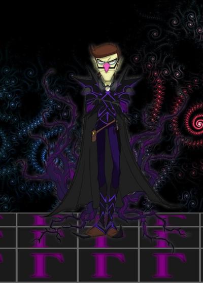 Dark waluigi