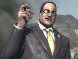 Steven 'Senator' Armstrong