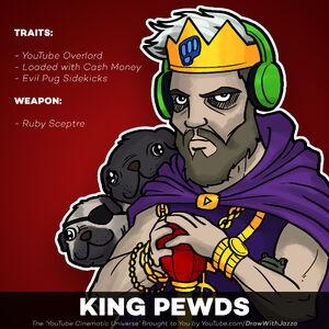 King PewDiePie