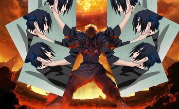 Choking sasuke x 6 feat asura by epiclinksam dcxe8zb-fullview
