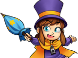 Hat Kid the Time Lord