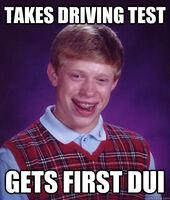BLB Driving Test
