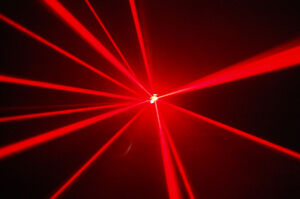 Red Laser Wave