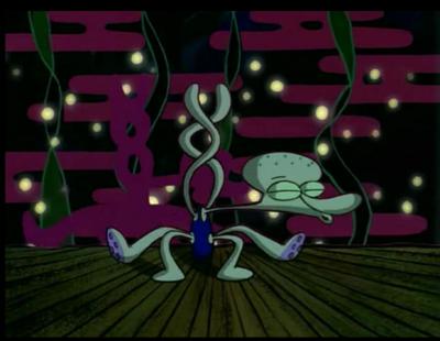 DNA Crab Squid