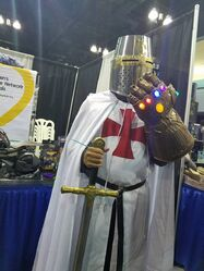 Crusader Infinity Gauntlet