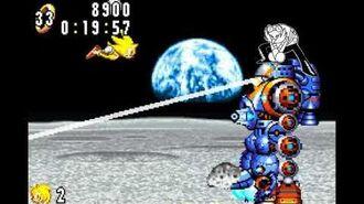Eggman Pisses on The Moon Zone (Sonic the Hedgehog X Real-Time Fandub Games Mashup)