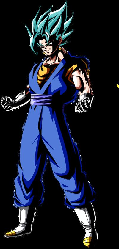 Vegito Super Saiyan Blue Xenoverse by EnlightendShadow