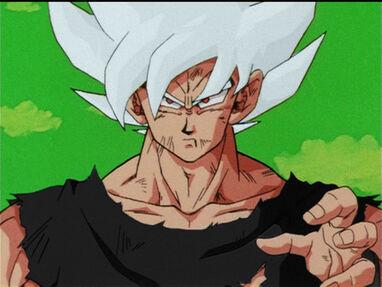 User blog:MLPlover2011/Son Goku (Exaggerated) Pre Retcon