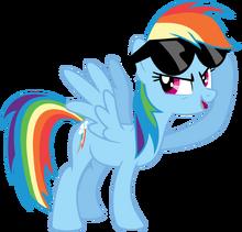 Rainbow dash dash with it by mysteriouskaos-d5cu0zq