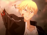 Gilgamesh (Downplayed)
