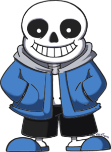 Sans by flintofmother3-d9dl8qh
