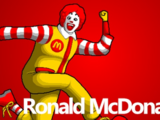 Ronald McDonald (Rivals of Aether)