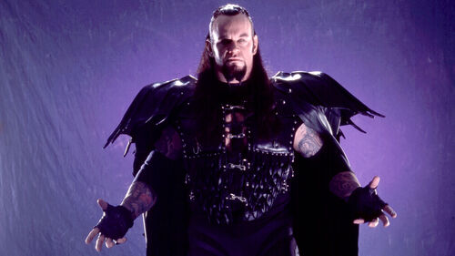 Undertaker 1999 ministry