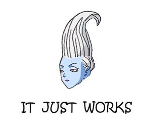image it just works png joke battles wikia fandom powered by wikia