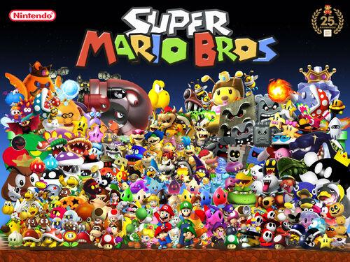 Mario-Bros-Collection