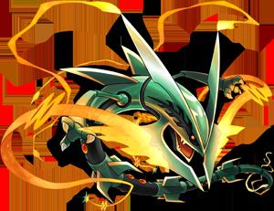 Mega Rayquaza (Wanked)   Joke Battles Wikia   Fandom