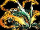 Mega Rayquaza (Wanked)