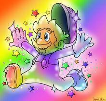 Outta my way i have a starman by superlakitu-d6lkb5j