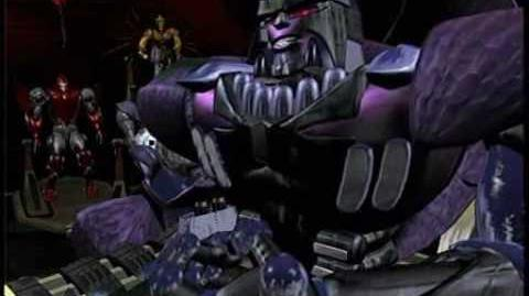 Beast Wars Megatron 'Yes' Compilation.-0