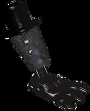 Bonnie's Left Leg