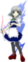 Sakuya Izayoi (Downplayed)