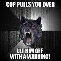 Insanity Wolf Cop