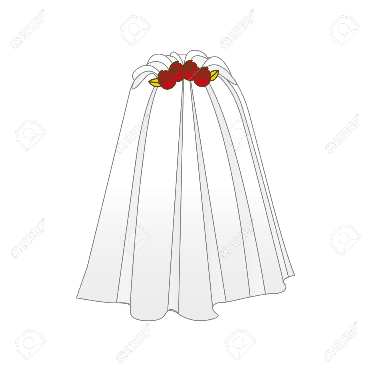 bridal veil joke battles wikia fandom powered by wikia rh joke battles wikia com Wedding Bouquet Clip Art wedding veil clipart black and white
