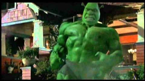 The Incredible Shrek.