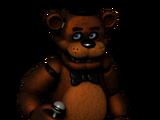 Freddy Fazbear (According To Fnaf Fans)