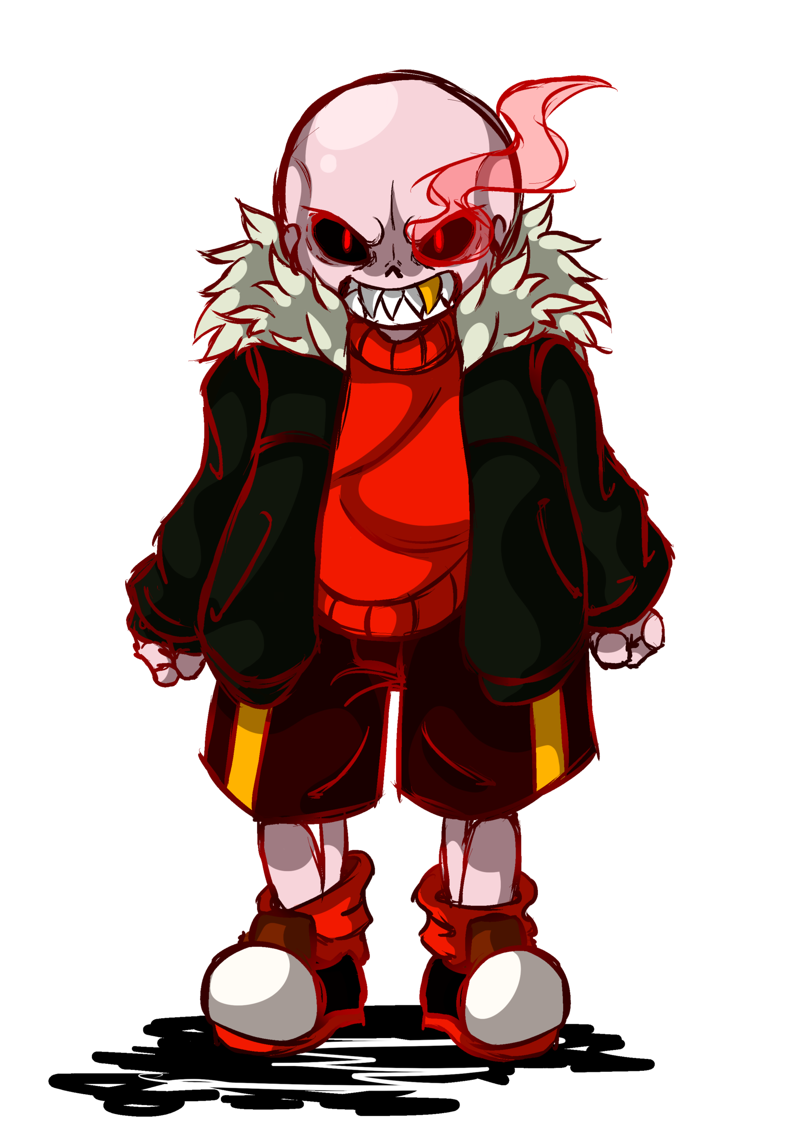 Sans (Underfell) | Joke Battles Wikia | FANDOM powered by Wikia