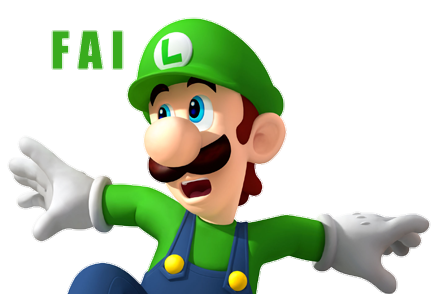 ScrewAttack Luigi Render By Skodwarde