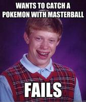 BLB Pokemon Masterball