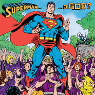 Superman-god