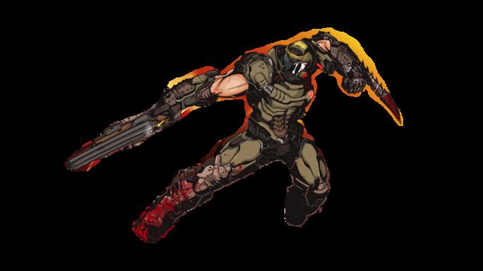 Doom eternal by brutalbloodlust-dcm1lta
