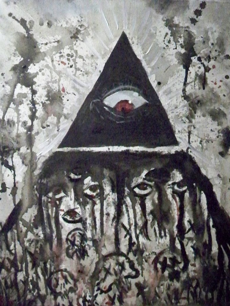 Illuminati eye by corpse boy-d4ltnfx